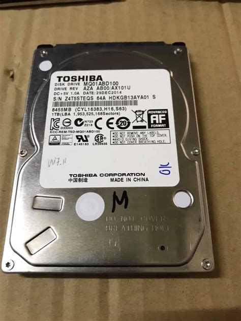 ổ cứng laptop toshiba 1000gb 1tb gi 225 rẻ