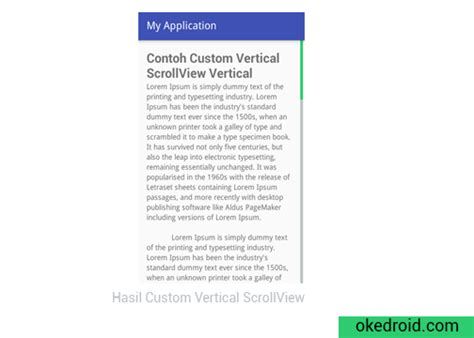 vertical layout xml cara membuat contoh custom scrollview vertical pada layout