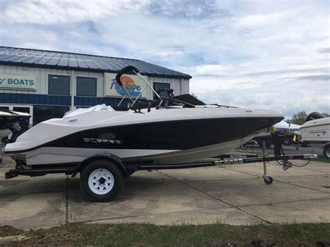 scarab boats ohio 2018 scarab 165 g cincinnati ohio boats