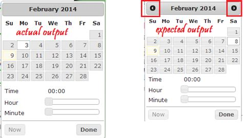 format date in javascript jquery javascript jquery date time picker layout format issue