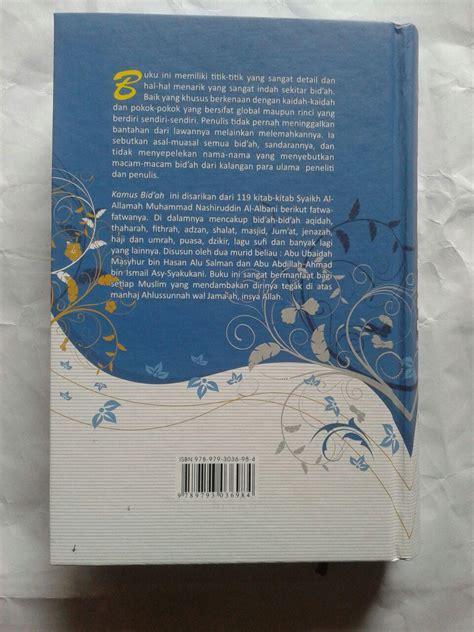 Syiah Merajalela Di Tengah Ahlus Sunnah buku kamus bid ah disarikan dari buku buku syaikh al albani