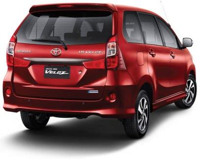 Lu Projector Avanza Veloz 2015 toyota avanza officially launched in indonesia