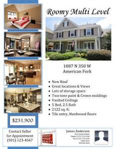 House For Sale Spec Sheet Template by 10 Best Images About Free Flyer Templates Microsoft Word