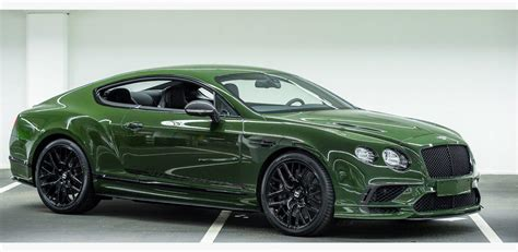 bentley racing green bentley continental supersport in racing green