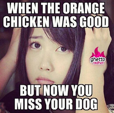 Asian Dog Meme - food meme archives ghetto red hot