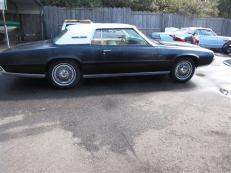 free car manuals to download 1967 ford thunderbird user handbook sell used 1967 ford thunderbird rust free calif car in oroville california united states