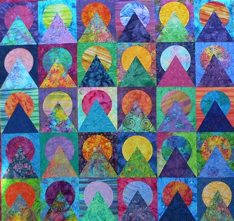 Mountain Top Quilting by Serendipity And The Of The Quilt July 2006