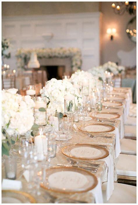 Best 25  White table settings ideas on Pinterest   White