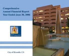 Riverside, California   City of Arts & Innovation   Finance