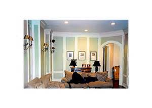 make a room look larger with paint article