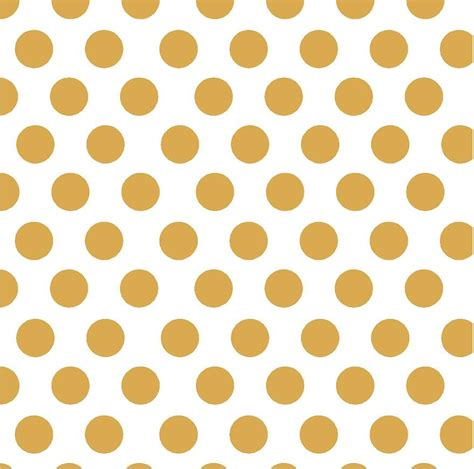 pattern dots gold gold dot heat transfer or adhesive vinyl sheet white with