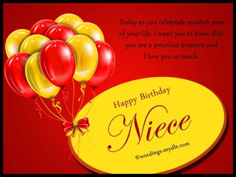 Happy Birthday Wishes Dear Niece Happy Birthday Wishes For Niece Niece Birthday Messages