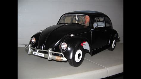 first volkswagen beetle 1938 1 6 scale 1938 volkswagen beetle youtube
