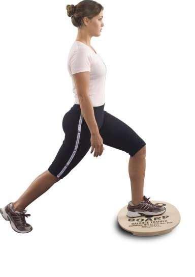 esercizi per l interno coscia esercizio per l interno coscia con la board balance
