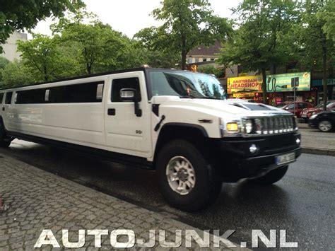 stretch hummer limo hummer h2 en hummer limo stretch foto s 187 autojunk nl 168555