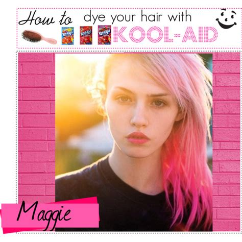 remove kool aid from hair quot how to dye your hair with kool aid quot by box of tips on