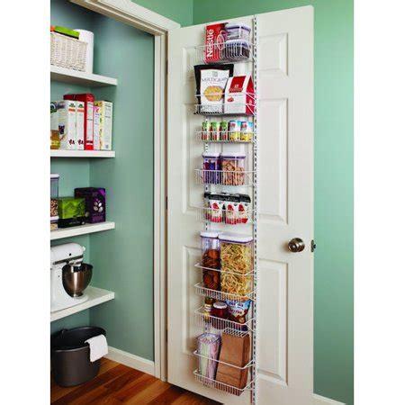 closetmaid door organizer closetmaid 8 tier adjustable cabinet door organizer