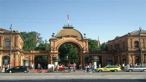 Copenhagen To Queue For Shortcut 6 by Tivoli Gardens Denmark