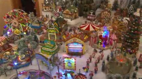 christmas village devotion haislet chicago officer builds miniature