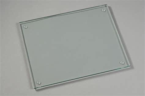 15x12 clear elite tempered glass cutting board