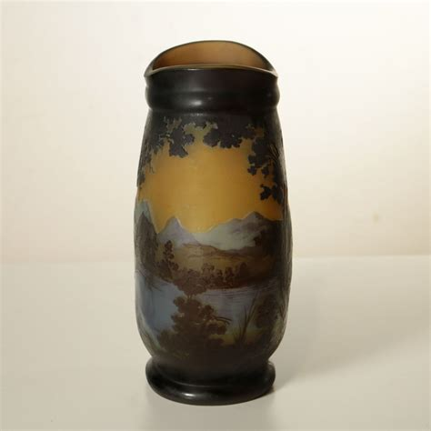 vasi galle vaso gall 233 oggettistica bottega 900 dimanoinmano it