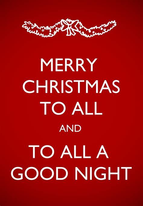 christmas goodnight quotes quotesgram