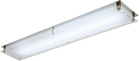 Fluorescent Ceiling Light Fixture Designers Es82423 Wm 4 Fluorescent Lights For Kitchens Ceilings