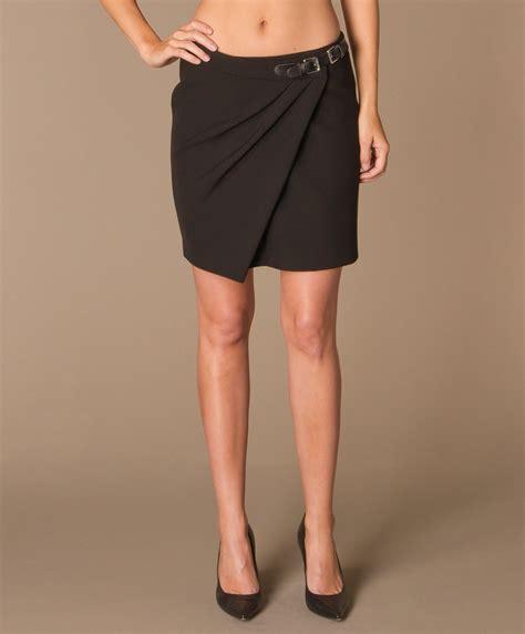 Foot Black Rok Mini shop the look the mini skirt perfectly basics