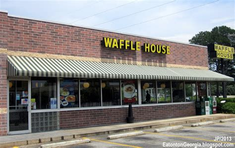 waffle house broad street eatonton georgia putnam co restaurant dr hospital bank church attorney city fire