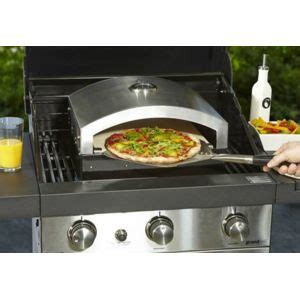 Barbecue Et Four à Pizza by Buschbeck Four 224 Pizza Pour Barbecue Pas Cher Achat
