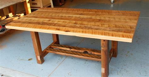 How To Make A Reclaimed Wood Dining Table Arbor Exchange Reclaimed Wood Furniture Reclaimed Wood Dining Table With Stretcher