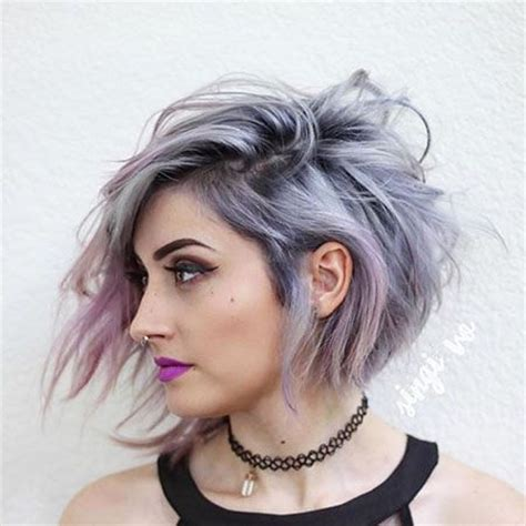 25+ best ideas about short silver hair on pinterest