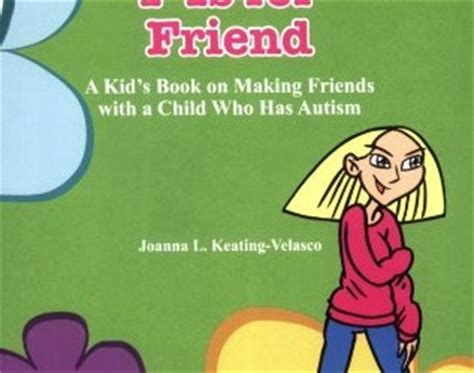 so your friend has autism books a is for autism f is for friend a kid s book for