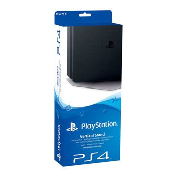 Sony Ps4 Pro Vertical Stand sony ps4 slim pro vertical base stand ln75134