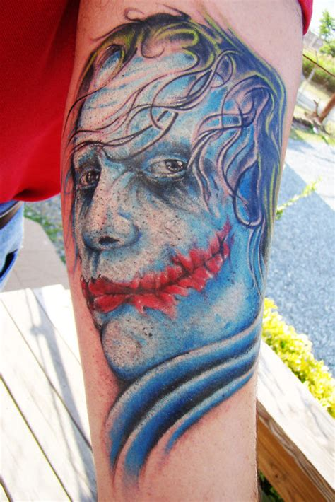 comic book tattoo the top 10 best comic book tattoos