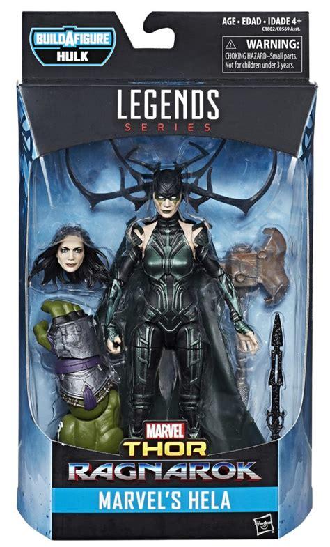 thor figure 6 inch hela marvel legends thor ragnarok figure