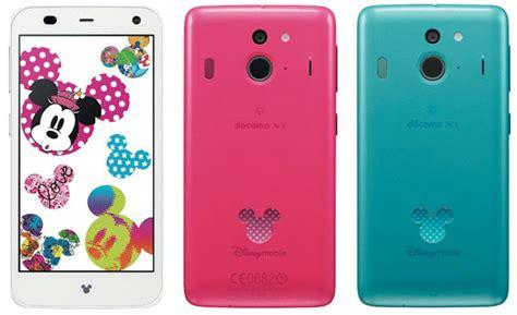Fujitsu Spesial Disney F 03f смартфон fujitsu docomo f 03f disney mobile в продаже с 13 декабря