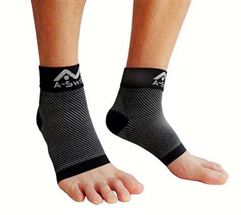 diy compression sock plantar fasciitis socks 1 pair best ankle support heel arch compression sleeve brace for
