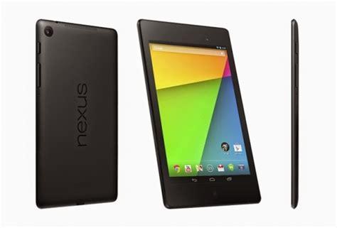 Spesifikasi Tablet Asus Nexus 7 nexus 8 spesifikasi tablet terbaru dengan android l os