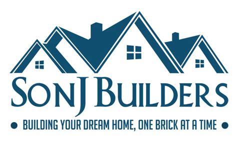 home design builder logo design for builder black design