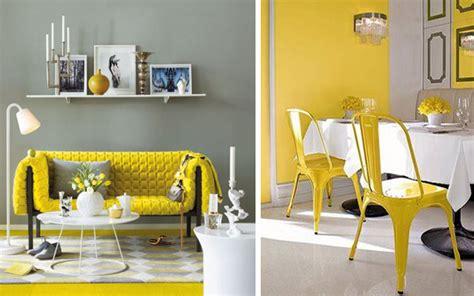 decorar pared amarilla psicolog 237 a del color el amarillo