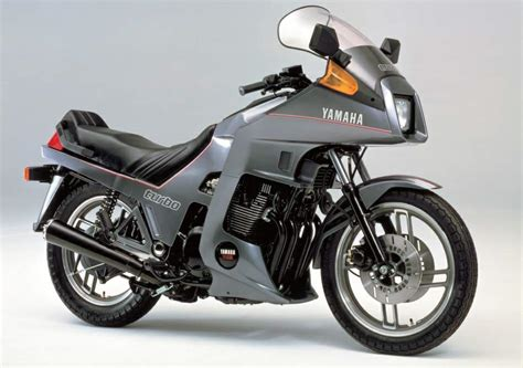 Yamaha Motorr Der 650 by Yamaha Xj650 Turbo