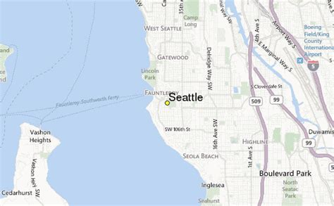 seattle radar map seattle weather station record historical weather for