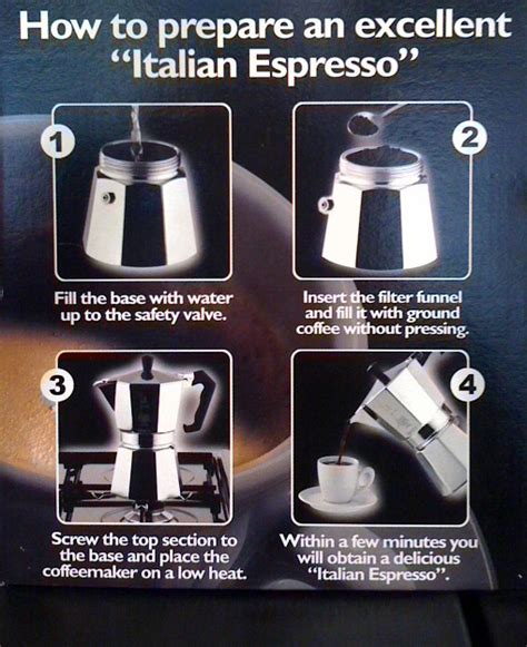 how to make espresso coffee how to make italian coffee in your bialetti moka expresso