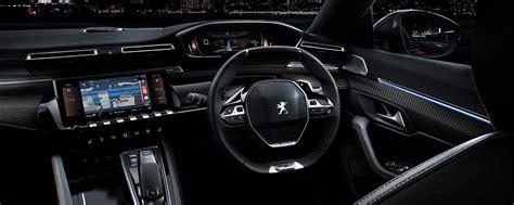 peugeot 508 interior peugeot 508 discover the premium radical sedan