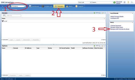 ldap visio stencil configuring ldap authentication for unisphere on the vnx