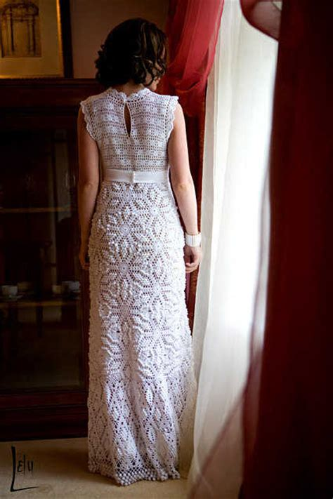 pattern crochet wedding dress 15 beautiful crochet dress patterns crochet patterns