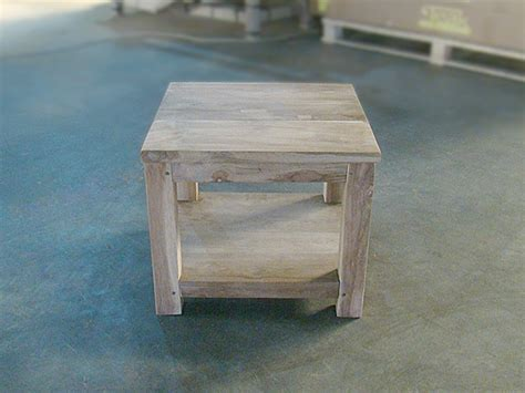 side table 50x50 recycled side table 50x50 20 quot x 20 quot
