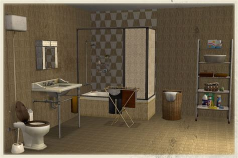 sims 2 bathroom mod the sims broken bathroom