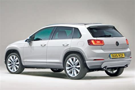 Neuer Tiguan 2015 by Chunky Look For New Vw Tiguan 2015 Pictures Auto Express
